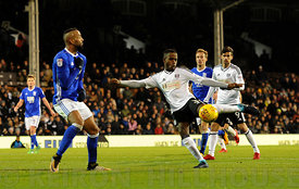 2017 EFL Championship Fulham v Birmingham City Dec 9th