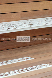 Wood, Contemporary Terrace, Wooden Terrace, Detail, Digital