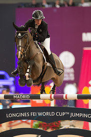 LONGINES FEI World Cup™ GRAND PRIX .MUTUA MADRILEÑA TROPHY - Madrid Horse Week 2017
