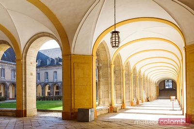 Cluny abbey, Saone et Loire, Burgundy, France