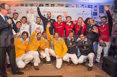 Team Presentation Event - Snow Polo world cup 2016