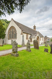 Fortingall Church in the highland Perthshire, Scotland was an important early Christian site.  The yew tree in the churchyard...