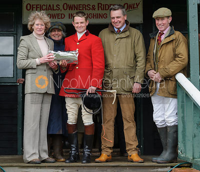 Lady Sarah McCorquodale, George Pierce, Doone Chatfeild-Roberts, Michael Dungworth and David Manning.