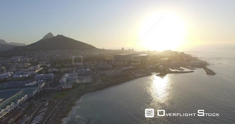 Drone Video Capetown and Stadium South Africa