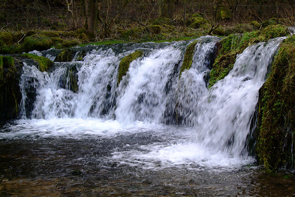 Lathkill Dale, Waterfall