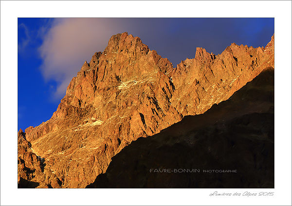 Ailefroide occidentale - Ecrins
