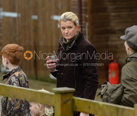 Sarah Cohen at the meet at Oak House