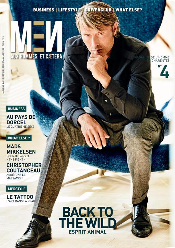 Men In Tendance Magazine (France) - Avril 2016