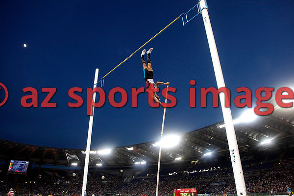 2012 Rome Golden Gala - Rome Diamond League.Pole Vault, Renaud Lavillenie FRA
