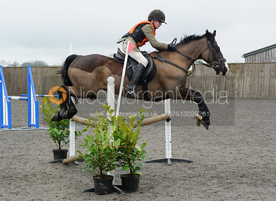 Philip Wright - Class 4 - CHPC Eventer Trial, April 2015.