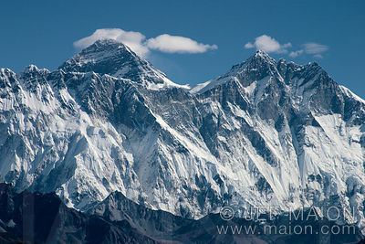 Everest et Lhotse