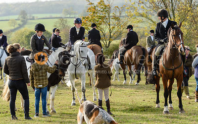Charlie Smith, Cottesmore Hunt Opening Meet 2018