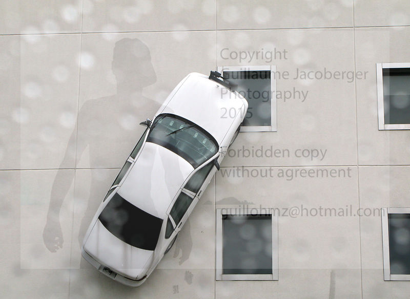 Car_on_a_Wall_Miami