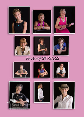 Faces of STRINGS