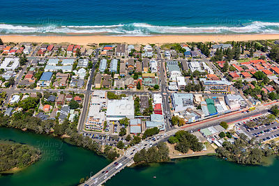 Narrabeen  Village