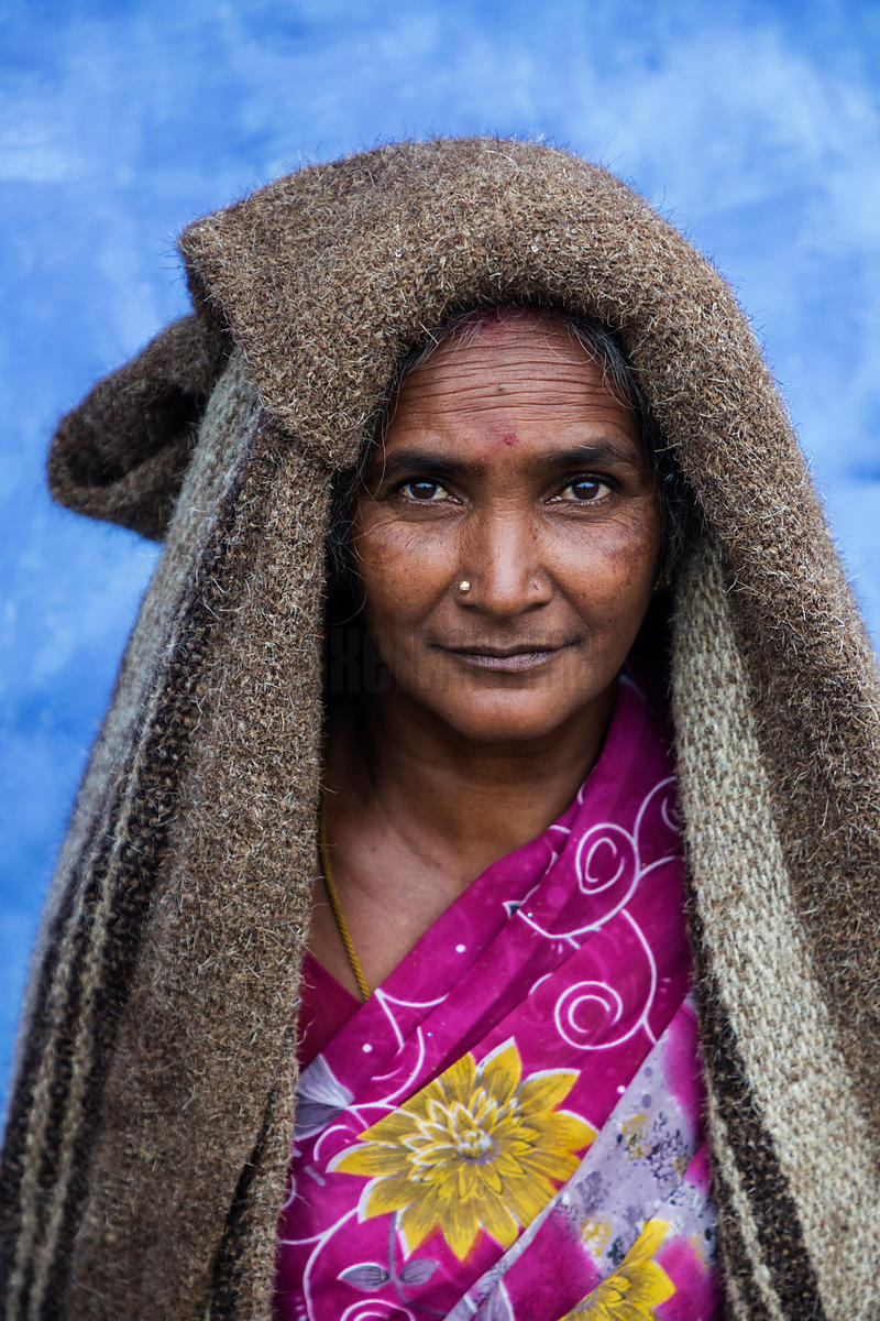 Portrait of a Tea Picker