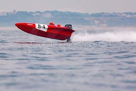 B-4, Fortitudo Poole Bay 100 Offshore Powerboat Race, June 2018, 20180610161