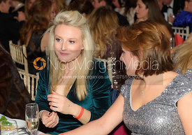Helen Lovegrove. The Cottesmore Hunt Winter Ball