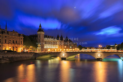 Paris et la conciergerie