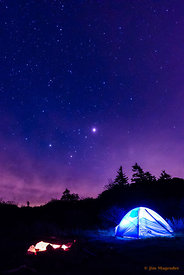 Camp Under The Stars