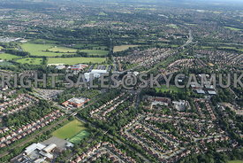 Towers Business Park Didsbury and Parrs Wood Manchester