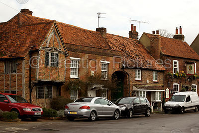 Old Properties in Denham Village