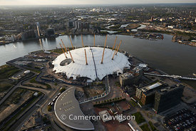 O2 Observatory Aerial Photograph