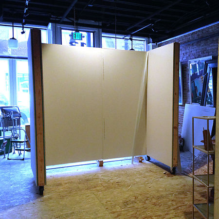 Gallery Walls Going Up!