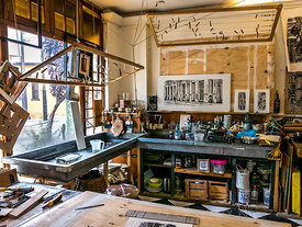 Valpo photographer's shop
