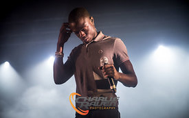 J Hus performing live at the O2 Academy in Bournemouth www.charlieraven.com