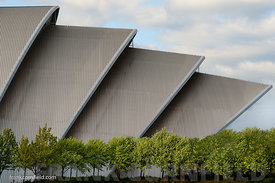 The Armadillo at the Scottish Exhibition and Conference Center in Glasgow.