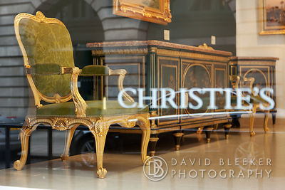 Christie's Auction house showroom