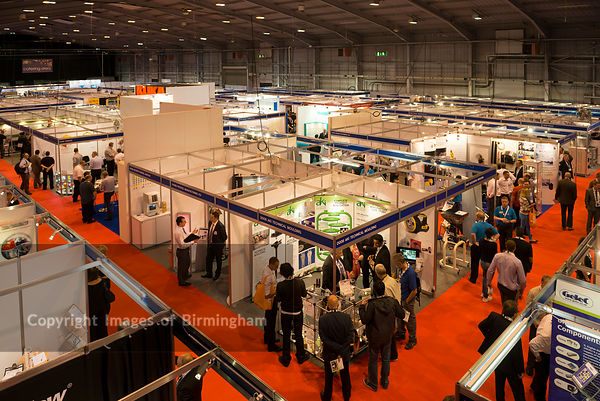 The International Centre, exhibition in Telford, Shropshire.