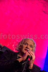 Georgette Dee at Festival da Jazz Live at Dracula Club St.Moritz