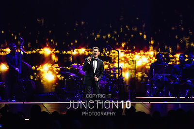 Michael Bublé, Birmingham, United Kingdom