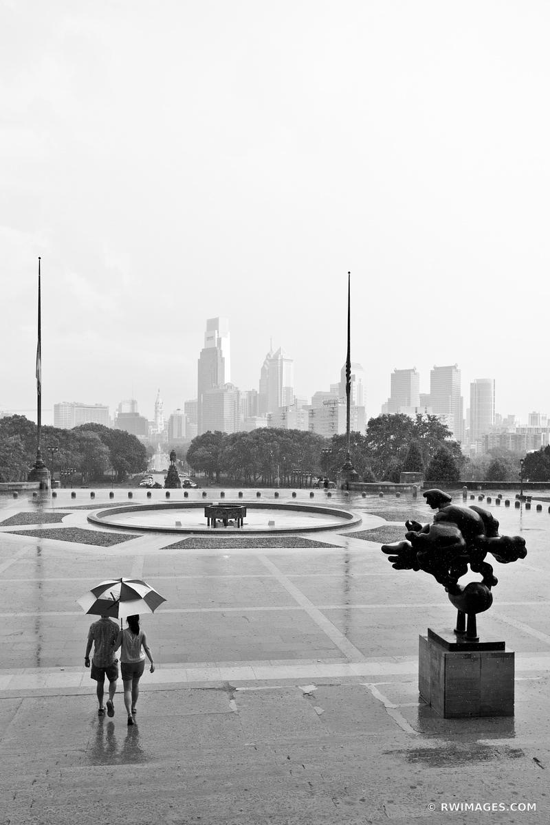 PHILADELPHIA BLACK AND WHITE