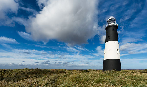 Lighthouse at Spurn Point