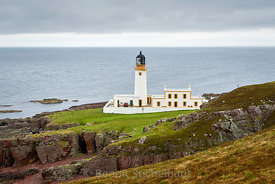 Royaume-Uni, Ecosse, Highland, Rua Reidh Lighthouse