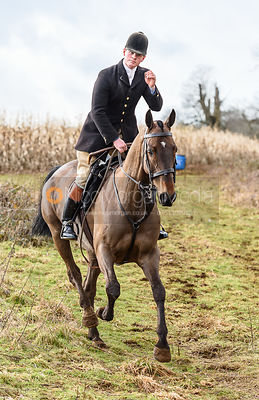 At Croxton Park. The Belvoir Hunt at Eaton Grange 7/2