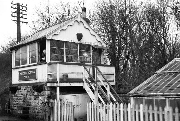 Signal Box Midsomer Norton