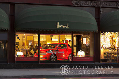 Aston Martin Car for sale at Harrods