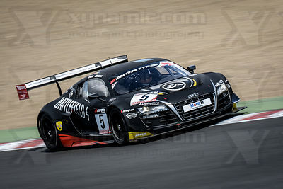 5 Rembert Berg / Warren Hughes Team WRT Racing Audi R8 LMS Ultra GT3