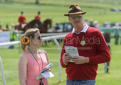 Racegoers - Meynell and South Staffs at Garthorpe, 2nd June 2013