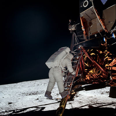 Apollo 11 - Buzz Aldrin 2