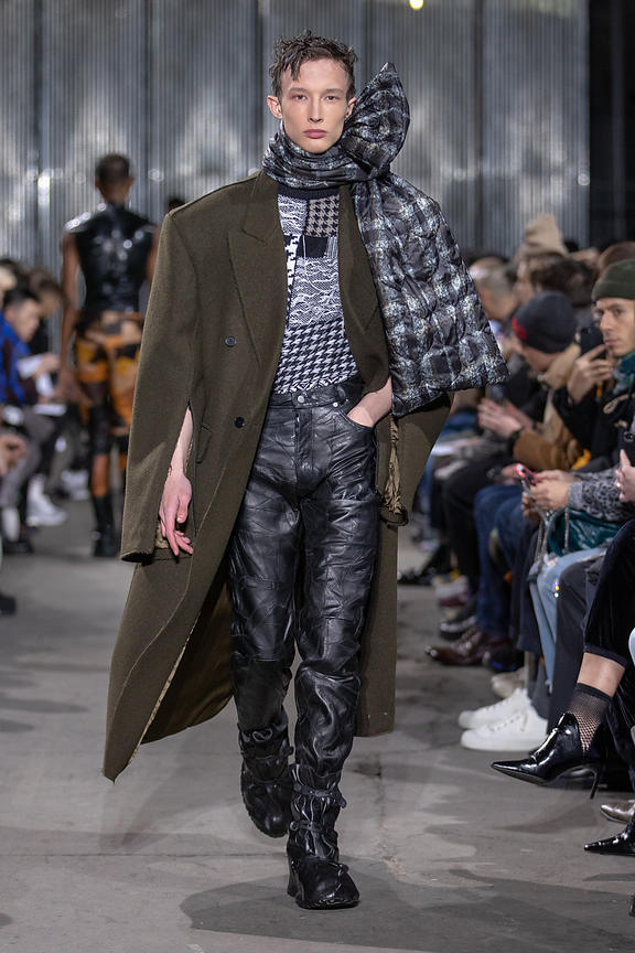 CMMN SWDN Paris Menswear