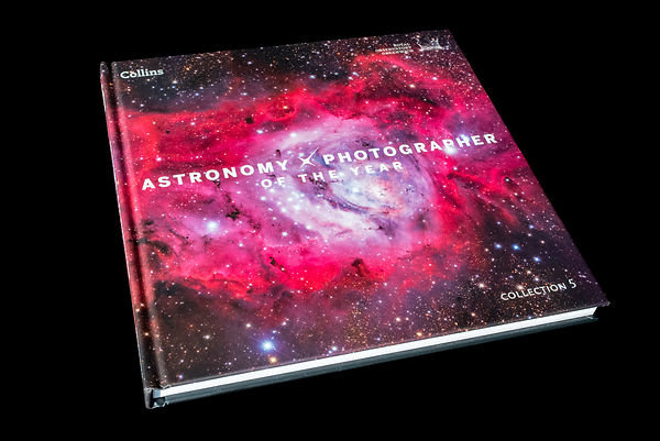 LIVRE ASTRONOMY PHOTOGRAPHER OF THE YEAR 2016 - Septembre 2016