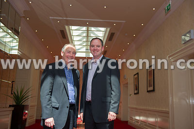 Wednesday 9th June, 2015.Small Firms Association 'Boost' Conference at the Clyde Court Hotel. Pictured is  Eoghan Kavangh and...
