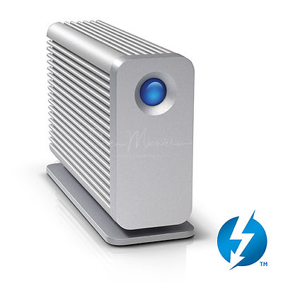 LaCie Little Big Disk Thunderbolt