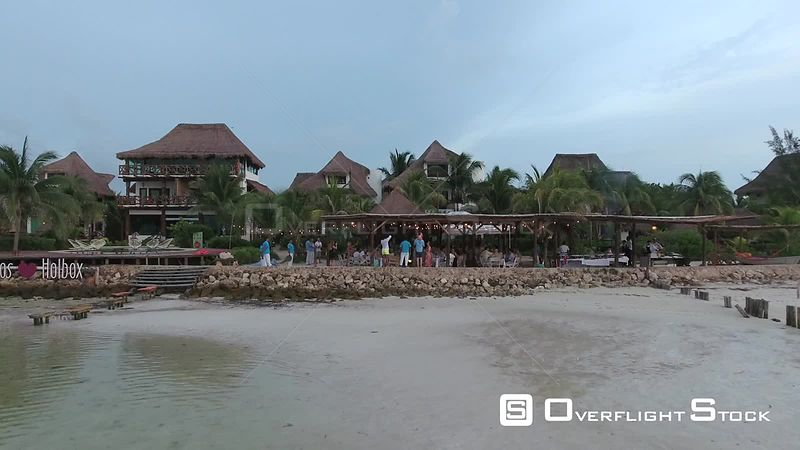 Resort on Holbox Mexico
