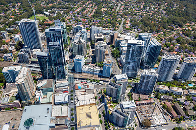 Chatswood Business District
